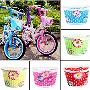 Bicycle bike front basket decoration for children amazon for 70 bike decoration