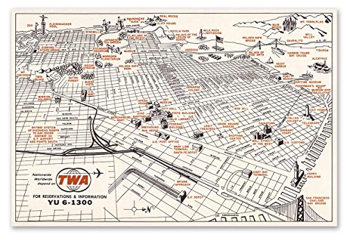 trans-world-airlines-city-of-san-francisco-map-circa-1965-measures-24-high-x-36-wide-610mm-high-x-91