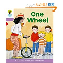 One Wheel. Roderick Hunt, Gill Howell