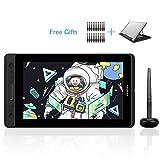Huion Kamvas Pro 13 Mobile Pen Display 13.3 Inch Battery-Free Drawing Tablet 8192 Levels Tilt Function 4 Express Keys Touch Bar-GT-133 Pro