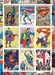 Superman Marvel Heroes Briefmarken f�...