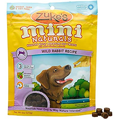 Mini Natural Wild Flavor Dog Treat