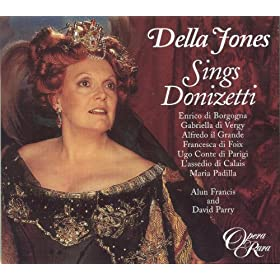Della Jones Sings Donizetti