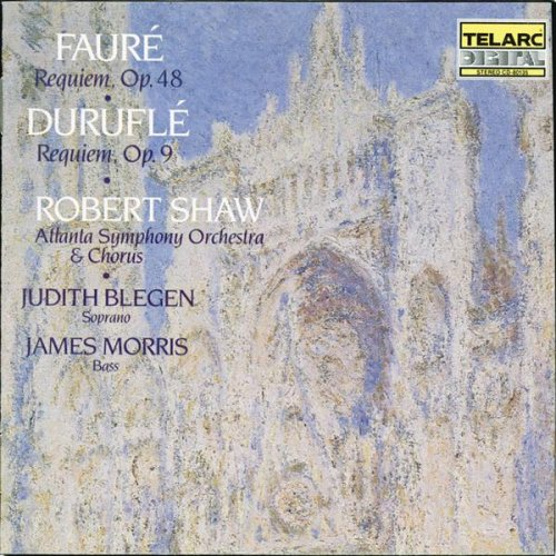 Durufle: Requiem, Op. 9: Ix. In Paradisum