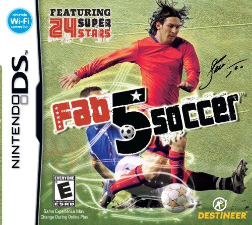 Destineer Inc-Fab 5 Soccer