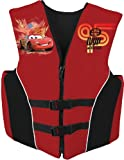 Disney Cars Youth Life Jacket (Red/Black, 50 - 90-Pound)