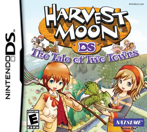 61nufvrNjpL Reviews Harvest Moon: Tale of Two Towns