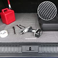 Anti-Slip Auto Trunk Mat Prevents Cargo From Sliding