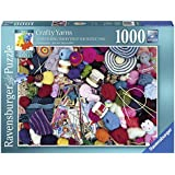 Ravensburger Perplexing Crafty Yarns Puzzle (1000-Piece)