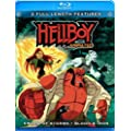 Hellboy: Blood & Iron / Sword of Storms (Double Feature) [Blu-ray] [Import]