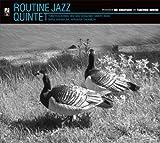 ROUTINE JAZZ QUINTET PRODUCED BY KEI KOBAYASHI