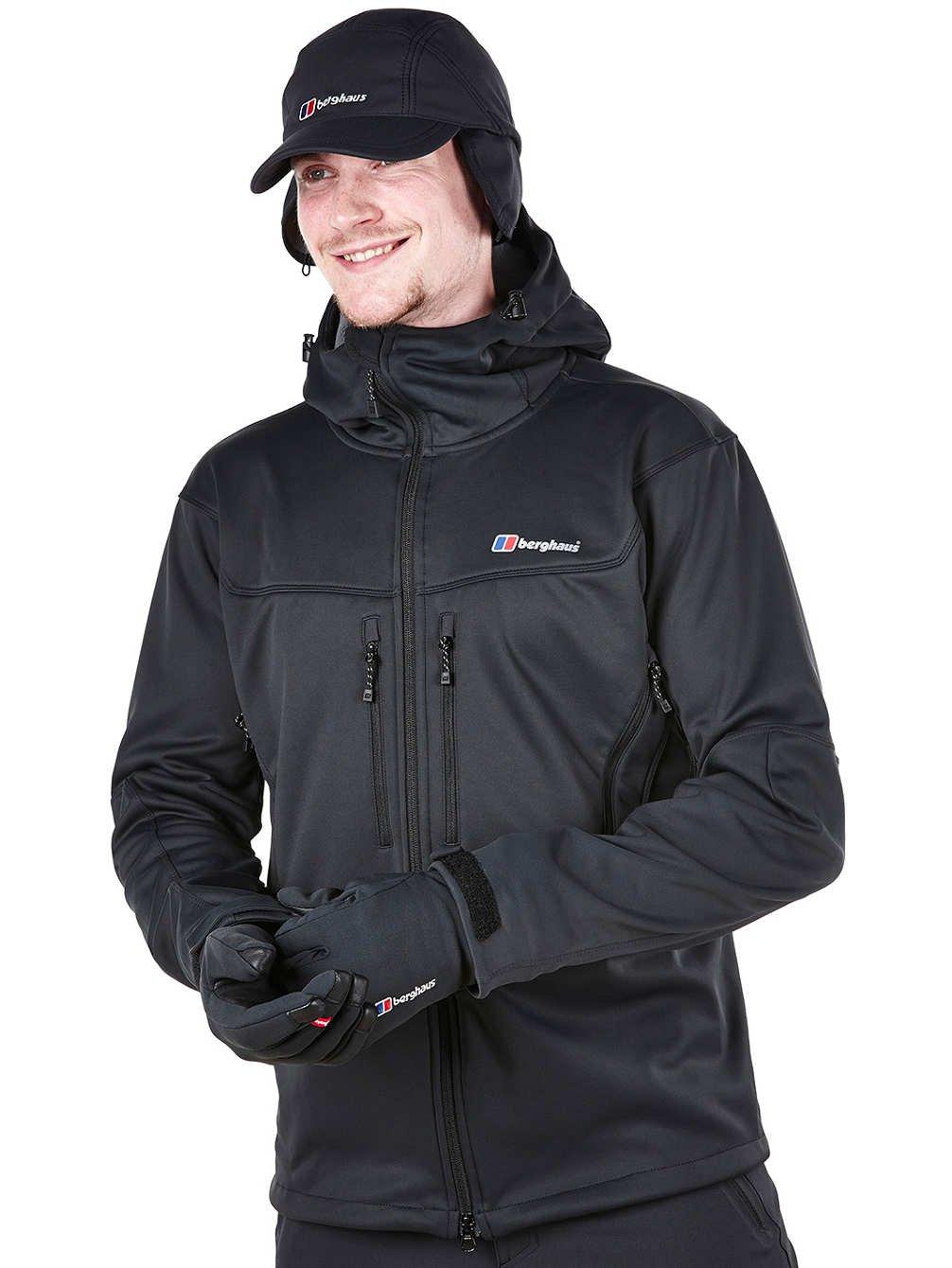 Berghaus Winter Valparola Softshell Jacket Men – Warme Softshelljacke online kaufen