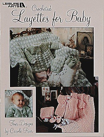 Layettes For Baby - Crochet Patterns front-889812
