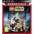 LEGO Star Wars: The Complete Saga Essentials (Sony PS3) [Import UK]