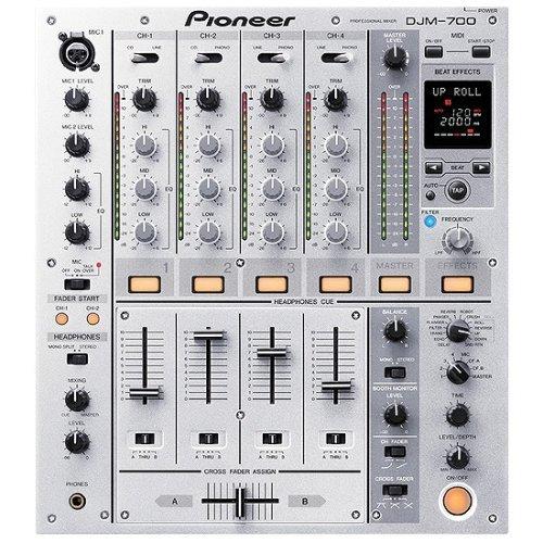 Pioneer Dj Mixer (Silver) Djm-700-S[Japan Import]