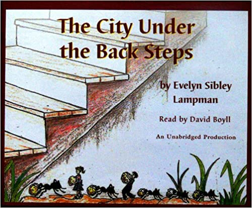 The City Under The Back Steps (Audiobook)