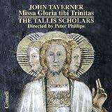 Missa Gloria tibi Trinitas Magnificats [Tallis Scholars] [Gimell: CDGIM 045]