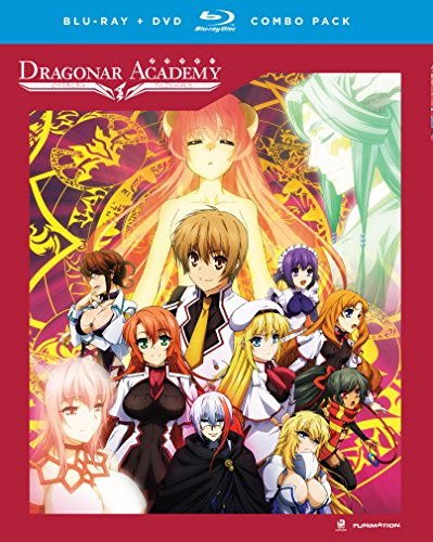 Dragonar Academy: Complete Series [Blu-ray]