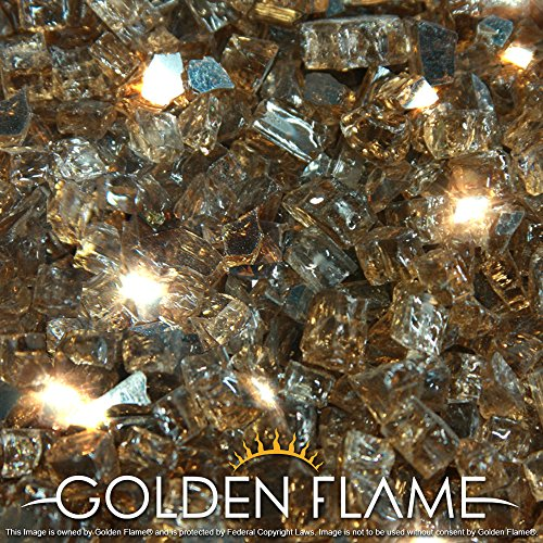 Golden Flame® 10-Pound x 1/4