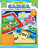 img - for Basic Phonics G.A.M.E.S, Grade 3: Games, Activities, and More to Educate Students book / textbook / text book