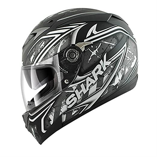 Shark - Casque S700S Jost Lumi - Reference : HE0240EKLUL - Taille : L