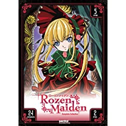 Rozen Maiden Complete Collection