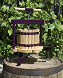 Fruit & Wine Press - Wine Making Crushes & Presses