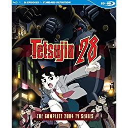Tetsujin 28 Complete 2004 TV Series [Blu-ray]