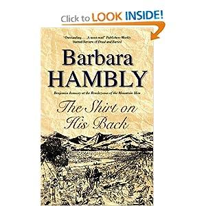 The Shirt On His Back (Benjamin January Mysteries) Barbara Hambly