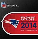Turner - Perfect Timing 2014 New England Patriots Box Calendar (8051206)