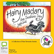 Hairy Maclary: A Collection of 9 Favourite Stories Audiobook by Lynley Dodd Narrated by Kyle Pryor
