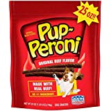 Pup-Peroni Beef Flavor Dog Snack, 25-Ounce Pouches (Pack of 2)