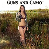 img - for Guns and Camo 2014 Wall Calendar book / textbook / text book
