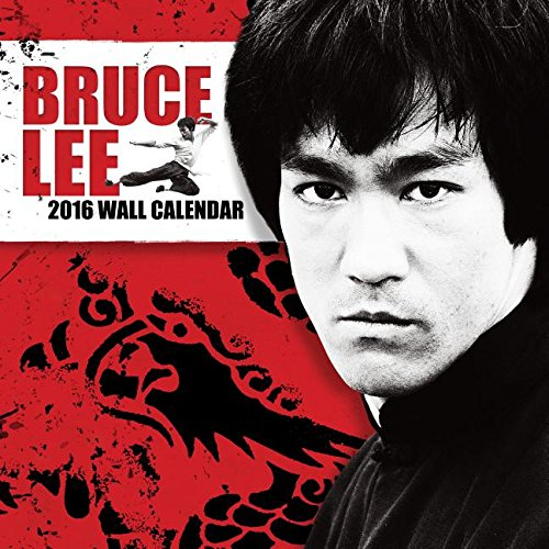 Bruce Lee 2016 Calendar