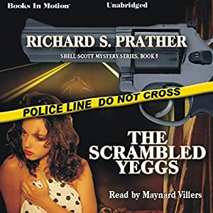 The Scrambled Yeggs Audiobook