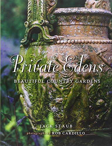 Beautiful Gardening Books: A Book Review By Catriona Tudor Erler: Private Edens