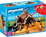 Playmobil 5101 Mammoth Skeleton Tent with Cavemen