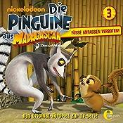Füsse anfassen verboten (Die Pinguine aus Madagascar 3)   Thomas Karallus