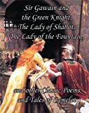img - for Sir Gawain and the Green Knight, The Lady of Shallot, The Lady of the Fountain, and other Classic Poems and Tales of Camelot [Annotated] book / textbook / text book