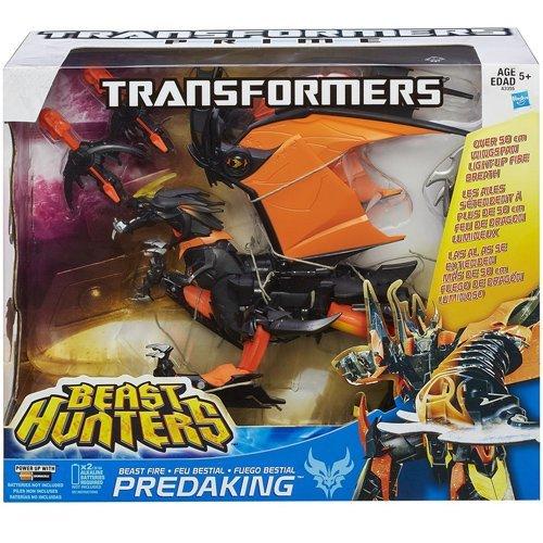 Hasbro Transformers Prime Beast Hunters Predacons Rising Exclusive Action Figure Beast Fire Predaking