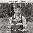 No Good Audiobook by John Hope Narrated by David L. Stanley