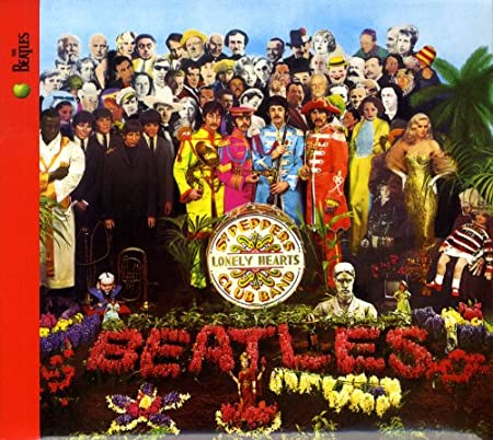 Sgt Pepper\'s Lonely Hearts Club Band