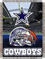 NFL Dallas Cowboys Acrylic Tapestry Throw Blanket