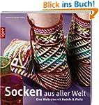 Socken aus aller Welt: Eine Weltreise...