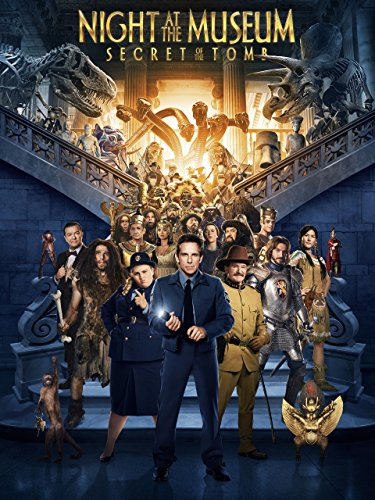 Night at the Museum: Secret of the Tomb (2014) (Movie)