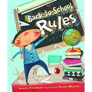 Back-to-School Rules (Carolrhoda Picture Books)