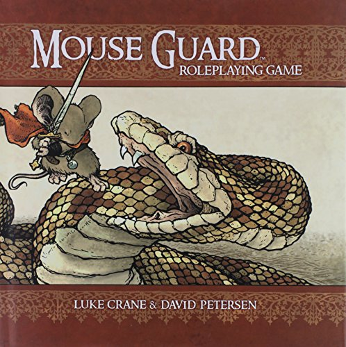 Mouse Guard Roleplaying Game, 2nd Ed. (Burning Wheel compare prices)