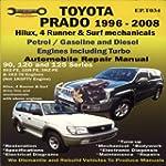 Toyota Prado 1996-2008 Automobile Rep...
