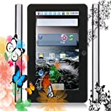 droPad 7″ Capacitive Touch Tablet ~ Android 2.2, Flash 10.1, HDMI