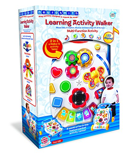 Small World Toys Neurosmith - Learning Activity Walker B/O